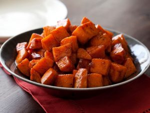 roasted-sweet-potatoes-with-honey