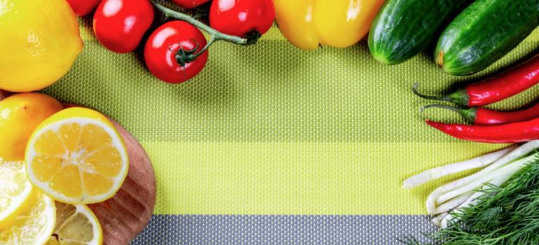 Gut health vegetables